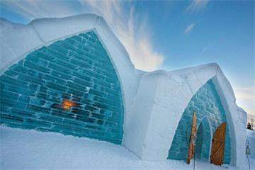 1-day Quebec City And Ice Hotel Tour From Montreal