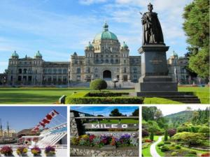 2-day Victoria, Butchart Garden Winter Tour From Vancouver