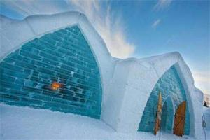 1-day Quebec City And Ice Hotel Tour From Montreal Packages