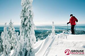 Grouse Mountain Full Day Snow Lift Ticket Packages
