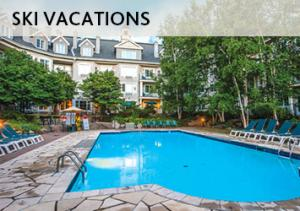 8 Days 7 Nights Holiday Inn Express & Suites Tremblant - Ski Vacation Packages